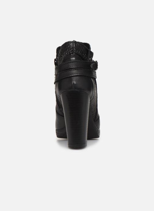 Stiefeletten & Boots Georgia Rose Manero schwarz ansicht von rechts