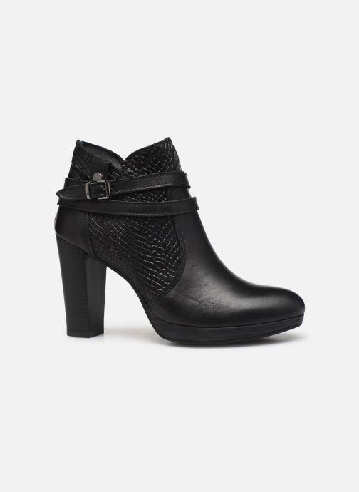 Bottines et boots Georgia Rose Manero Noir vue derrière