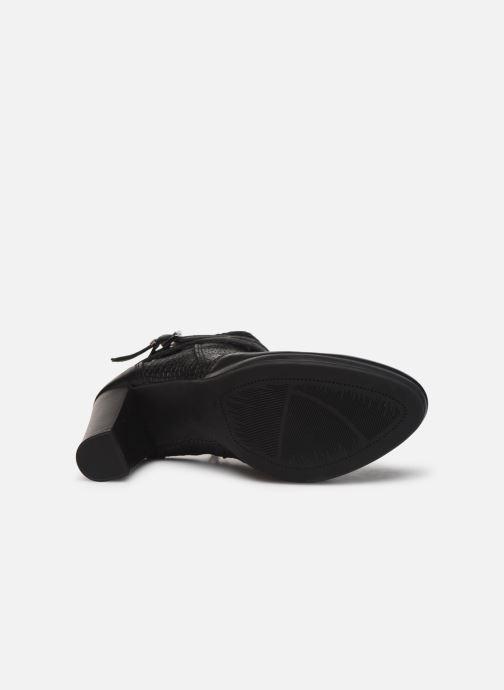 Stiefeletten & Boots Georgia Rose Manero schwarz ansicht von oben