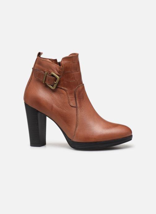 Bottines et boots Georgia Rose Manerian Marron vue derrière