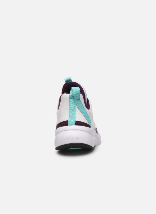 Sneakers ARKK COPENHAGEN Asymtrix Mesh Multicolore immagine destra