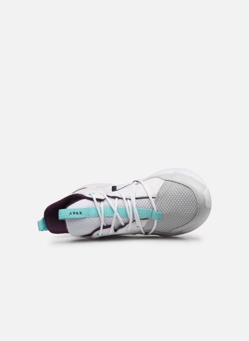 Trainers ARKK COPENHAGEN Asymtrix Mesh Multicolor view from the left