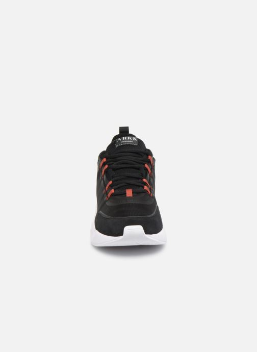 Baskets Arkk Copenhagen Lyron Mesh Noir vue portées chaussures