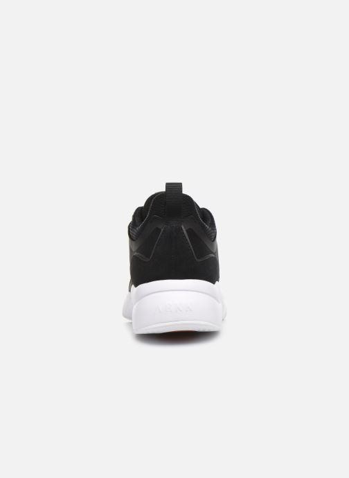 Sneaker Arkk Copenhagen Lyron Mesh schwarz ansicht von rechts