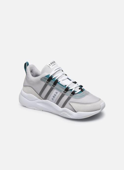 Sneakers Arkk Copenhagen Lyron Mesh Grigio vedi dettaglio/paio