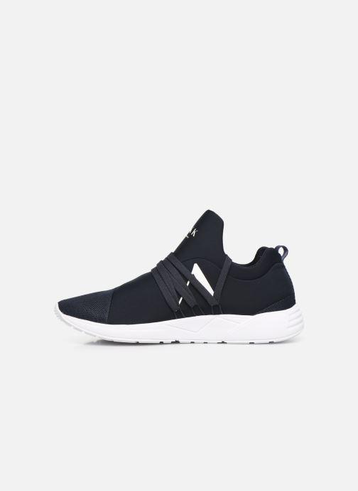 Sneakers ARKK COPENHAGEN Raven Mesh M Blå se forfra