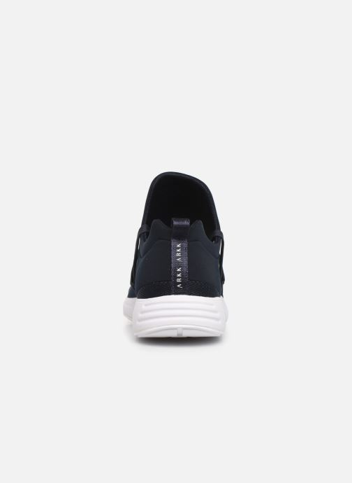 Sneakers ARKK COPENHAGEN Raven Mesh M Blå Se fra højre