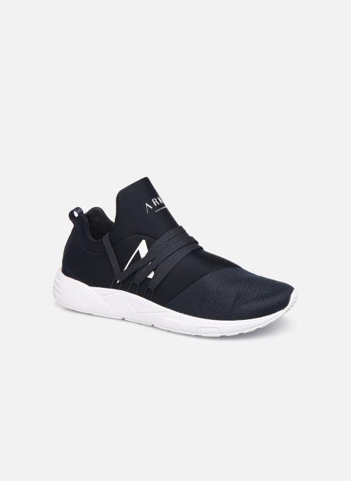 Sneakers ARKK COPENHAGEN Raven Mesh M Blå detaljeret billede af skoene