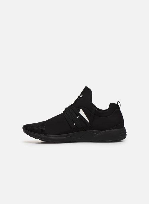 Sneaker Arkk Copenhagen Raven Mesh M schwarz ansicht von vorne