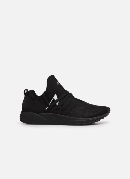 Sneaker Arkk Copenhagen Raven Mesh M schwarz ansicht von hinten