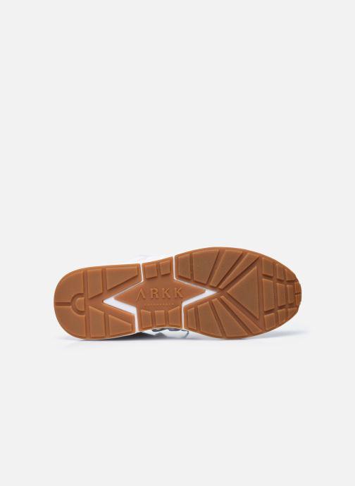 Sneaker ARKK COPENHAGEN Raven Mesh M weiß ansicht von oben