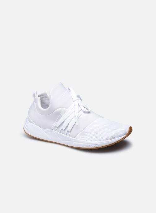 Sneakers Arkk Copenhagen Raven Mesh M Wit detail