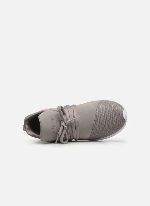 Sneakers Arkk Copenhagen Raven Mesh M Grijs links