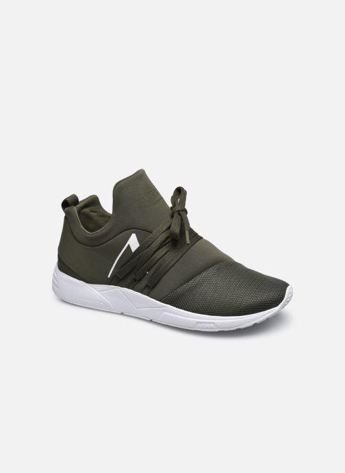 Sneakers Arkk Copenhagen Raven Mesh M Groen detail