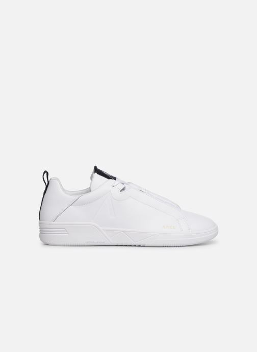 Baskets ARKK COPENHAGEN Uniklass Leather Blanc vue derrière