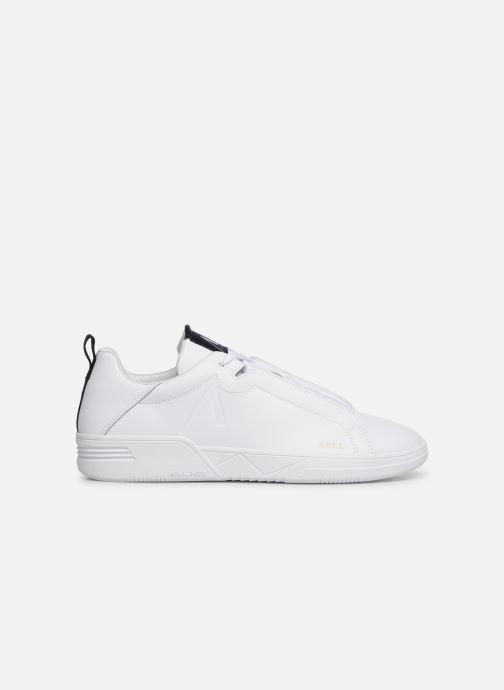 Sneakers Arkk Copenhagen Uniklass Leather Wit achterkant