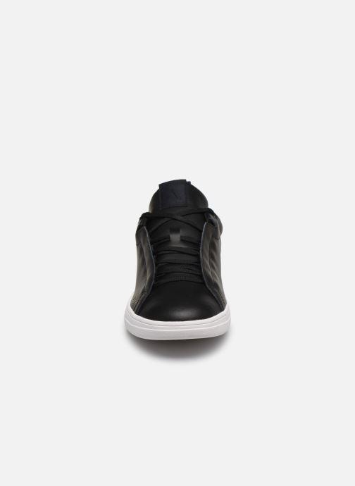 Deportivas Arkk Copenhagen Uniklass Leather Negro vista del modelo