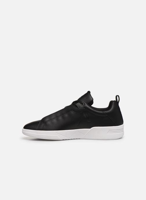 Baskets ARKK COPENHAGEN Uniklass Leather Noir vue face