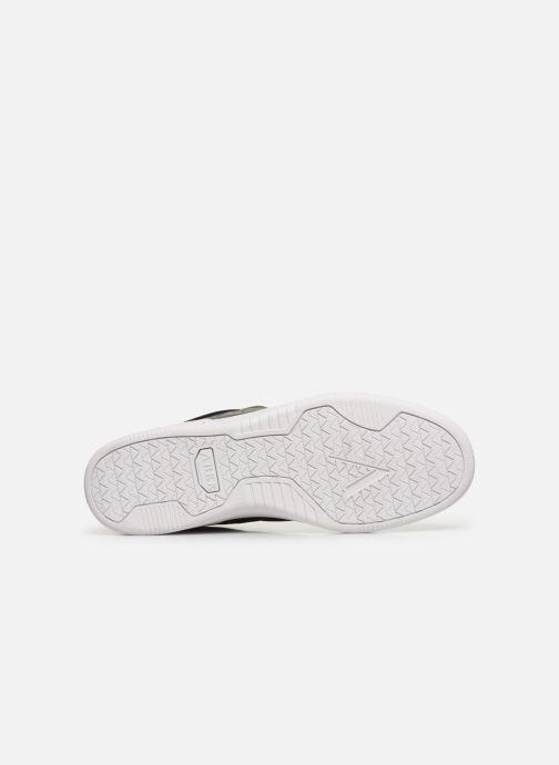 Sneakers ARKK COPENHAGEN Uniklass Leather Nero immagine dall'alto