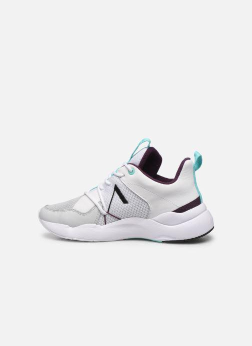 Sneakers Arkk Copenhagen Asymtrix Mesh W Grijs voorkant