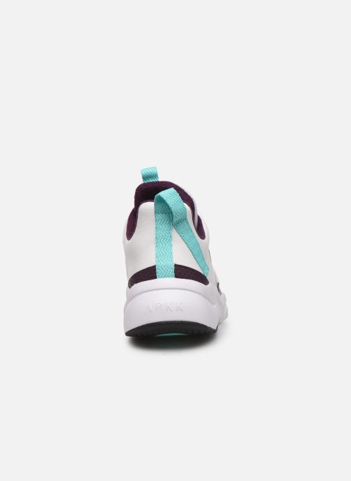 Sneakers Arkk Copenhagen Asymtrix Mesh W Grijs rechts