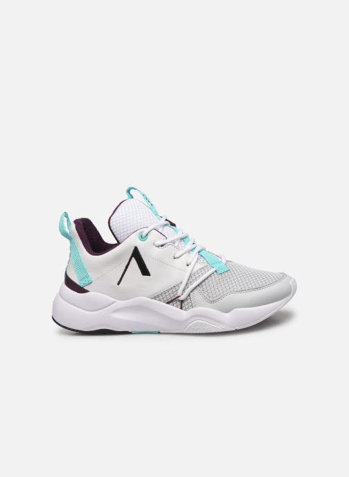 Sneakers Arkk Copenhagen Asymtrix Mesh W Grijs achterkant