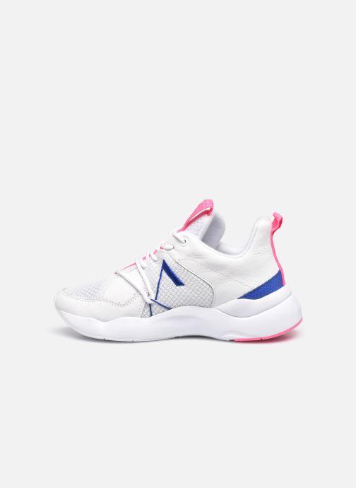 Sneakers Arkk Copenhagen Asymtrix Mesh W Bianco immagine frontale