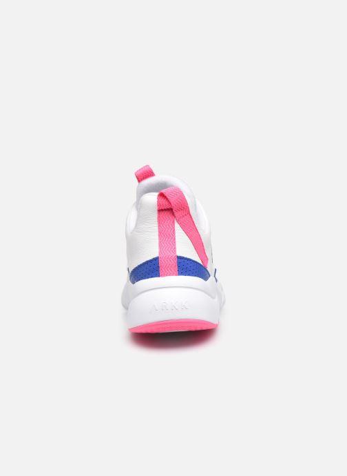Sneakers Arkk Copenhagen Asymtrix Mesh W Bianco immagine destra