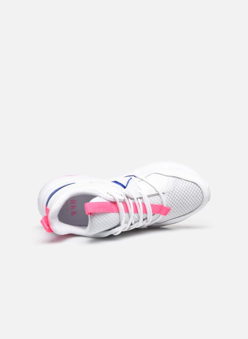 Sneakers Arkk Copenhagen Asymtrix Mesh W Bianco immagine sinistra