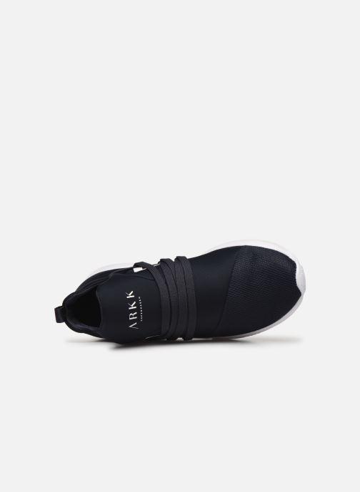 Sneakers ARKK COPENHAGEN Raven Mesh W Blå se fra venstre