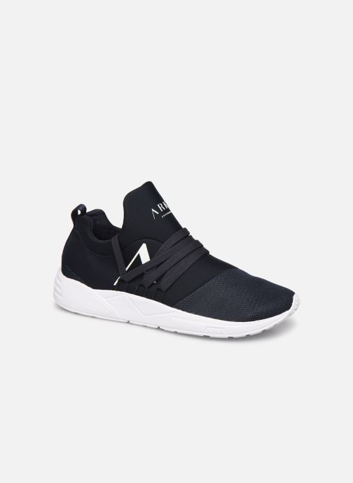 Sneakers ARKK COPENHAGEN Raven Mesh W Blå detaljeret billede af skoene