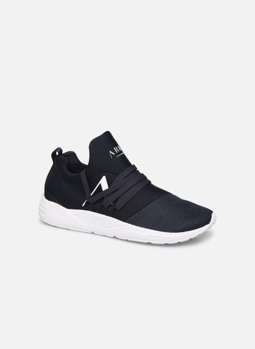 Sneakers Arkk Copenhagen Raven Mesh W Blauw detail
