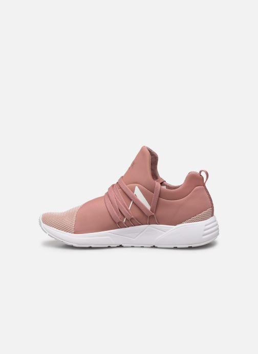 Sneaker ARKK COPENHAGEN Raven Mesh W rosa ansicht von vorne