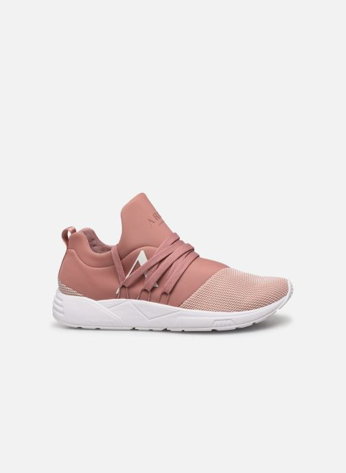 Sneakers ARKK COPENHAGEN Raven Mesh W Roze achterkant