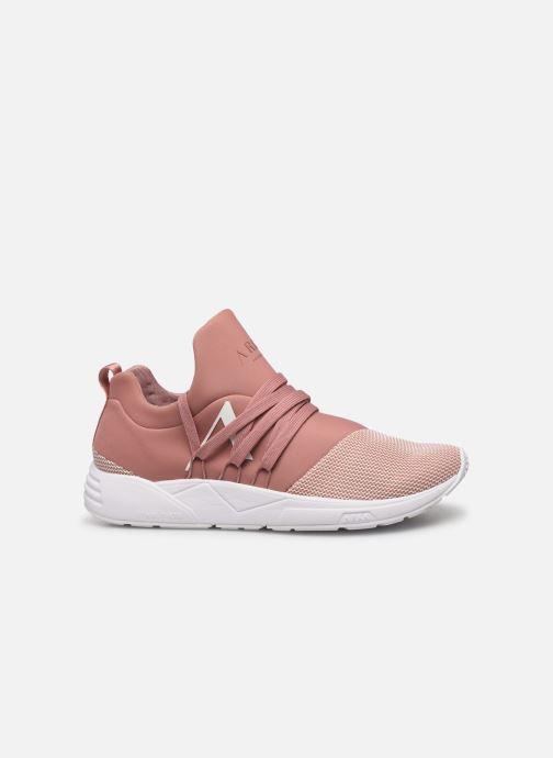 Sneaker ARKK COPENHAGEN Raven Mesh W rosa ansicht von hinten
