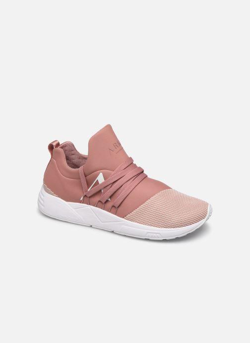 Sneakers Arkk Copenhagen Raven Mesh W Roze detail