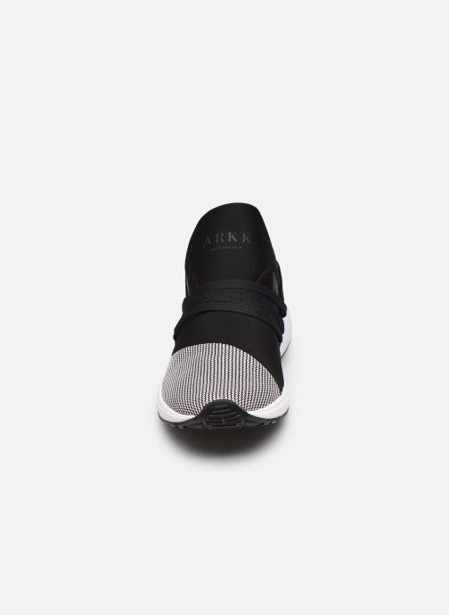 Baskets Arkk Copenhagen Raven Mesh W Noir vue portées chaussures