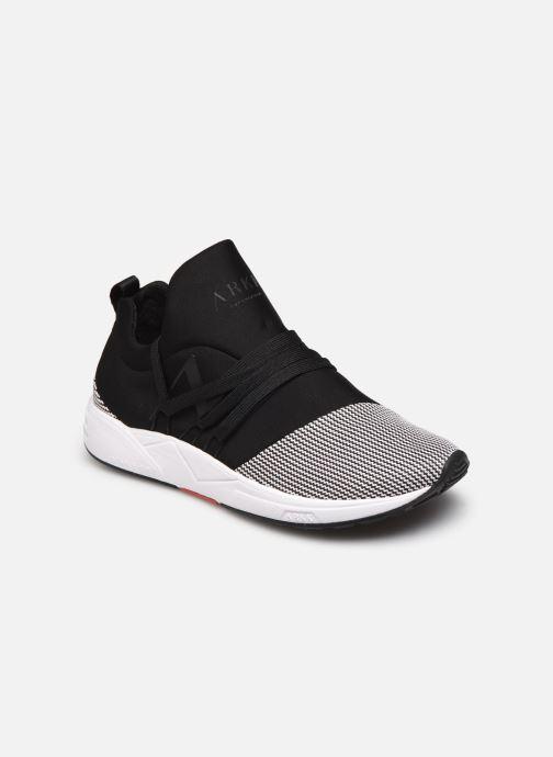 Sneaker Arkk Copenhagen Raven Mesh W schwarz detaillierte ansicht/modell