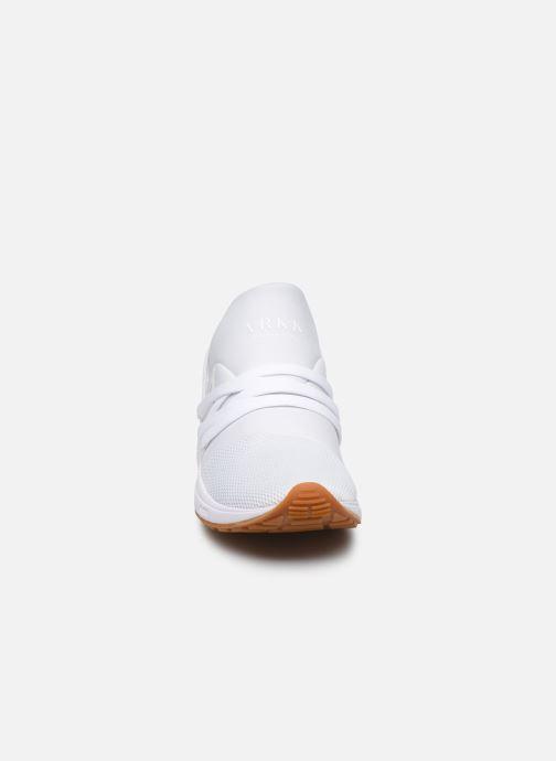 Baskets Arkk Copenhagen Raven Mesh W Blanc vue portées chaussures