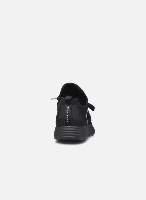 Sneakers Arkk Copenhagen Raven Mesh W Zwart rechts