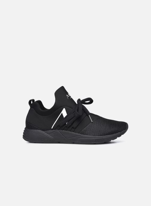 Sneakers Arkk Copenhagen Raven Mesh W Zwart achterkant