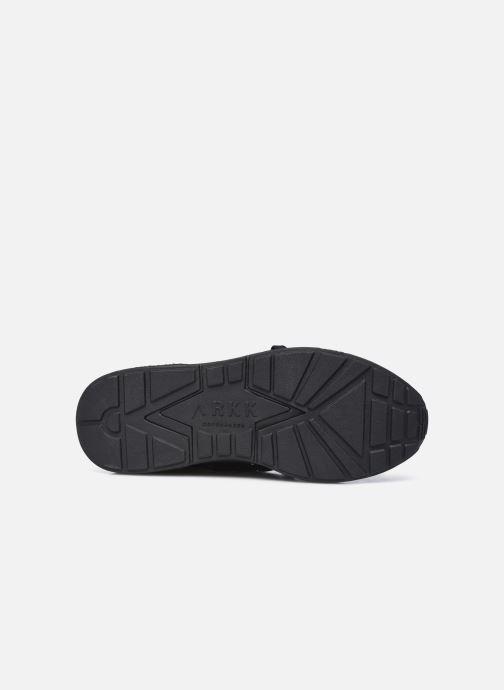 Sneakers Arkk Copenhagen Raven Mesh W Zwart boven