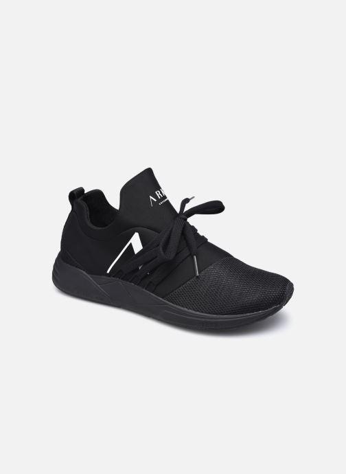 Sneakers Arkk Copenhagen Raven Mesh W Zwart detail