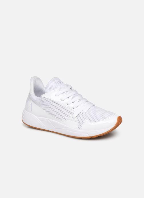 Baskets ARKK COPENHAGEN Serinin Mesh 2.0 Blanc vue détail/paire