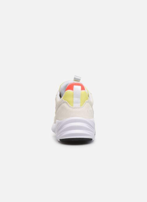 Sneakers ARKK COPENHAGEN Kanetyk Suede W Beige rechts