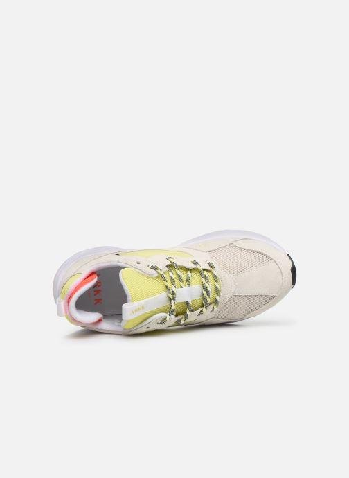 Sneakers Arkk Copenhagen Kanetyk Suede W Beige immagine sinistra