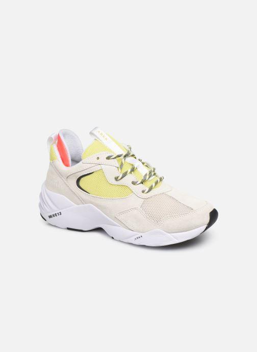 Sneakers Arkk Copenhagen Kanetyk Suede W Beige vedi dettaglio/paio