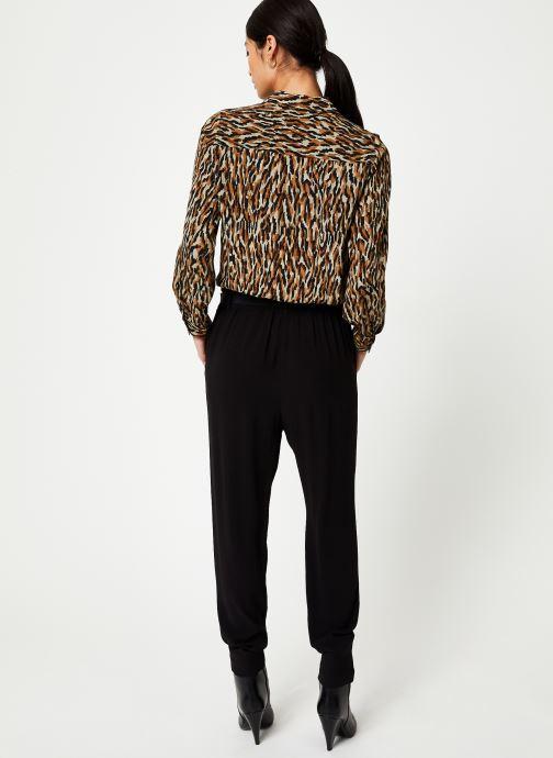 Vêtements Stella Forest COMBI-PANTALON TIGRE Noir vue portées chaussures