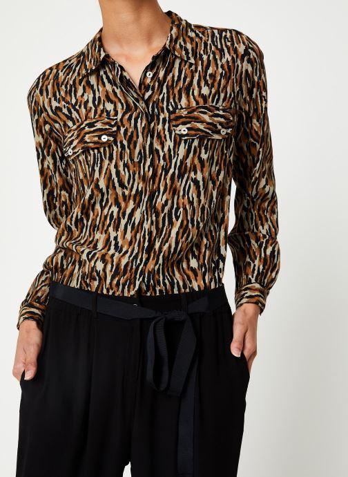 Vêtements Stella Forest COMBI-PANTALON TIGRE Noir vue face