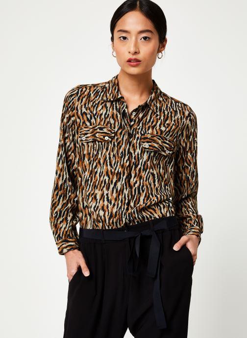 Vêtements Stella Forest COMBI-PANTALON TIGRE Noir vue droite
